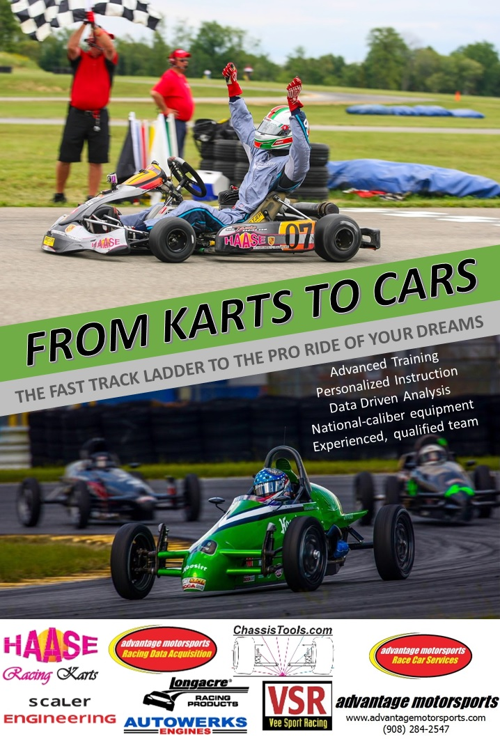 Karts to Cars Flyer