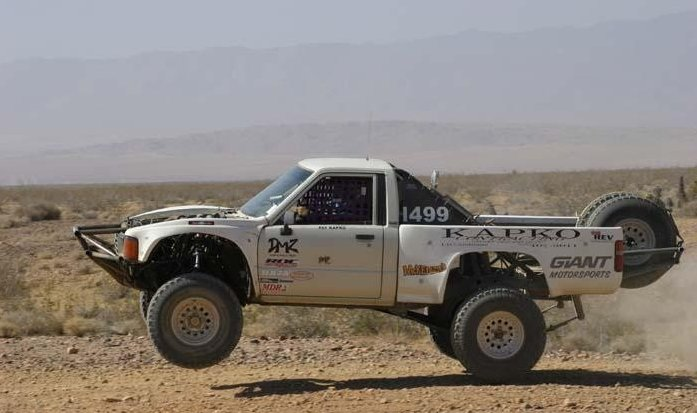 Off Road Data Logger