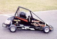 Quarter Midget Racing Data